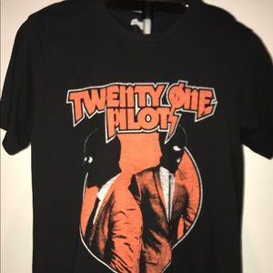 Twenty One Pilots Hot Topic T-Shirt